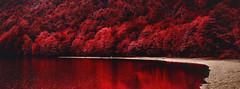Patagonia Red (Valter Patrial) Tags: patagonia tierra del fuego ir land landscape patagonia2015 santacruz argentina inexplore