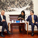 WIPO Director General Meets China's Chief Justice and President of Supreme People's Court