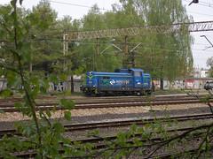 Lodz Zabieniec 5.05.2017 003 (Groch1) Tags: stacja łódźżabieniec lodzzabieniec pkp cargo pkpcargo sm42 sm42791