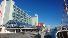 DSC_0573 Scandic Maritim Hotel (JarleB) Tags: scandic maritim hotell scandicmaritimhotell haugesund hotel norway rogaland sea seaside smedasundet