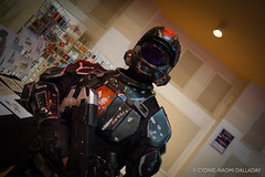 UNSC #1 (cydnienaomi) Tags: fftcc folkestone folkestonefilmtvandcomiccon folkestonefilmtvcomiccon convention event exhibition unsc halo cosplay cosplayer cosplayers