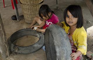 Cambodia - Khmer Children - Photo #36