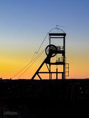 Stark beauty (ChrisKirbyCapturePhotography) Tags: minehead mining mininghistory brokenhill sunset abandoned