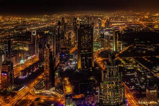 CA4L3627 - 2017-04 - Dubai by night with View from Burj Khalifa