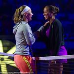 Svetlana Kuznetosva, Madison Keys