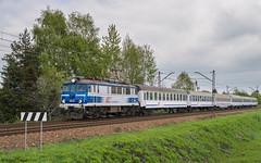 EU07-341 (Adam Okuń) Tags: eu07 lokomotives poland tlk pkp