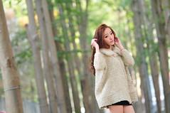 Lili0065 (Mike (JPG直出~ 這就是我的忍道XD)) Tags: lili 台灣大學 d300 model beauty 外拍 portrait 2014