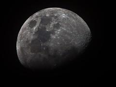 Moon (DeepSkyDave) Tags: moon mond teleskop und kamera pixinsight losmandy g11 canon eos 6d astrodon mod