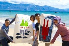 Binh Thuan, Vietnam (350.org) Tags: 350ppm climate change 350org