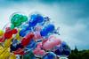 Windy (dogwelder) Tags: balloons california disneyland wind