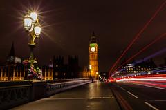 London Calling (maximfr) Tags: angleterre bigben europe londres royaumeuni lampadaire light nuit pauselente pont lumière night london streetlight bridge england