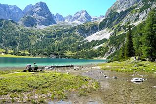 Seebensee (1657m), Tirol - Austria (1130802)