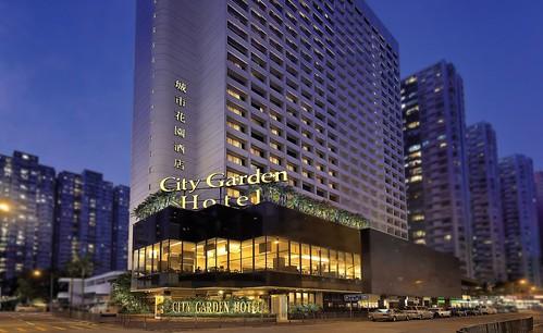 シティー ガーデン ホテル