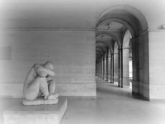Orleans '17 (faun070) Tags: museumfineartsorleans museebeauxartsorleans sculpture france volpi pensive 1985