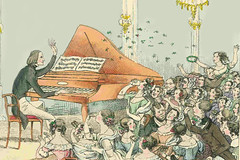 From proto-rock star to genre-defining artist: How Liszt reinvented himself