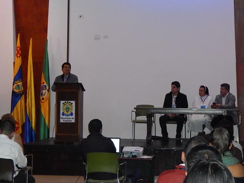 Palabras del Alcalde de Popayán