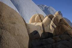 Waterfall (DPRPhoto) Tags: joshuatreenationalpark jumborocks doubleexposures desertlandscape rockformations