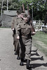 Home Guard (stu norris) Tags: templeatwar cressingtemplebarns 1940s ww2 homeguard patrol reenactors uniform rifle