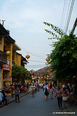 Hoi An Street (Andrew Parmanand) Tags: vietnam asia seasia hoian street