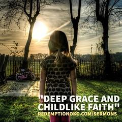 New sermon podcast: Deep Grace and Childlike Faith. Listen at http://ift.tt/1FC0mOe and subscribe to our podcast on iTunes! #sermonpodcast #grace #faith #childlikefaith #edmond #oklahoma #Jesus #gospel #letthelittlechildren (rcokc) Tags: new sermon podcast deep grace childlike faith listen redemptionokccomsermons subscribe our itunes sermonpodcast childlikefaith edmond oklahoma jesus gospel letthelittlechildren