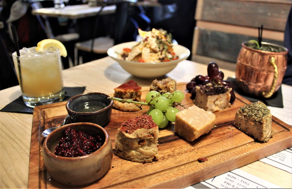 The world 39 s most recently posted photos of brighton and for Stage cuisine vegan