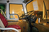 GM Scenicruiser - Driver's Area (dlberek) Tags: scenicruiser bus greyhound aacamuseum hersheypa