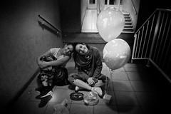 party girls (Zlatko Vickovic) Tags: streetstreetphoto streetphotography streetphotographybw streetbw streetphotobw blackandwhite monochrome zlatkovickovic zlatkovickovicphotography novisad serbia vojvodina srbija