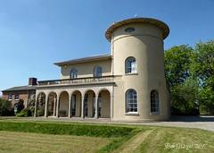 Cronkhill Villa (Bob.W) Tags: cronkhill johnnash shrewsbury shropshire