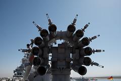 DSC_0799_0448 (inchpebble) Tags: tianjin binhai tanggu aircraftcarrierkiev aircraftcarrierthemepark rocketlauncher