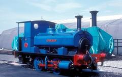 Lady Nan  York  01.05.97 (w. + h. brutzer) Tags: york webru eisenbahn eisenbahnen train trains england dampflok dampfloks steam lokomotive locomotive analog nikon railway