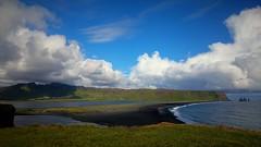Otra panoramica Islandesa (enrique1959 -) Tags: playa playanegra islandia isla europa vic