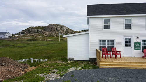 Twilly House - Twillingate, Nfld.