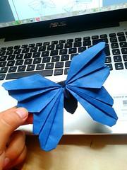 butterfly : javier vivanco (javier vivanco origami) Tags: butterfly javier vivanco origami ica peru