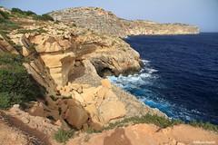 IMG_9736 (alberto.gentile89) Tags: cliffs bluegrotto malta holidays me canon eos 7d polarizing sea seascape nature hoya colors spring travel