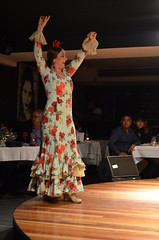 DSC_0784 (rusesmeralda) Tags: flamenco madrid spain dancing dance baile bailaor bailaora authentic tradition