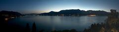 Lago Maggiore @night (ingoal18) Tags: night nachtaufnahme nacht longexposure langzeitbelichtung d7100 nikkor niko 18140mm 18mm lago maggiore luino hills mountains alps alpen italy italien see lake langensee nice beautiful blue hour blaue stunde
