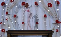 If only the clockwork could speak (Saffron Foxclaw) Tags: wasabipills sweetthing secondlife secondlifeblog secondlifefashion kink romp hopscotch clockwork nude boobs boob ass underwear sallie edyn halfdeer fetish