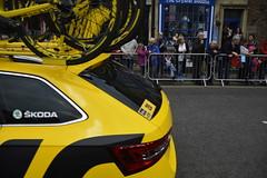 Tour De Yorkshire Stage 2 (585) (rs1979) Tags: tourdeyorkshire yorkshire cyclerace cycling teamcar teamcars tourdeyorkshire2017 tourdeyorkshire2017stage2 stage2 knaresborough harrogate nidderdale niddgorge northyorkshire highstreet