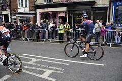 Tour De Yorkshire Stage 2 (633) (rs1979) Tags: tourdeyorkshire yorkshire cyclerace cycling tourdeyorkshire2017 tourdeyorkshire2017stage2 stage2 knaresborough harrogate nidderdale niddgorge northyorkshire highstreet
