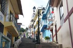 Guayaquil, Ecuador, April 2017
