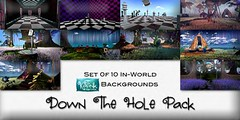 KaTink - Down The Hole Pack (Marit (Owner of KaTink)) Tags: katink my60lsecretsale 60l 60lsales sl secondlife 3dphotography photography salesinsl 3dworlds annemaritjarvinen poses posinginsl