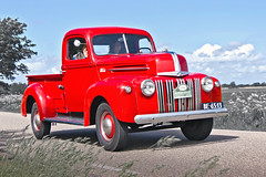 Ford ½ Ton Pick-Up Truck 1946 (3370) (Le Photiste) Tags: clay fordmotorcompanydearbornmichiganusa ford½tonpickuptruck americanpickuptruck redmania pickuptruck 1946 be6513 sidecode1 elfstedenoldtimerrally fryslânthenetherlands thenetherlands simplyred artisticimpressions beautifulcapture canonflickraward digitalcreations finegold hairygitselite lovelyflickr mastersofcreativephotography niceasitgets photographicworld soe simplysuperb simplybecause thebestshot thepitstopshop vividstriking vigilantphotographersunite wow wheelsanythingthatrolls yourbestoftoday alltypesoftransport afeastformyeyes anticando aphotographersview autofocus bestpeople'schoice themachines thelooklevel1red blinkagain cazadoresdeimágenes oldtrucks allkindsoftransport bloodsweatandgears gearheads greatphotographers digifotopro djangosmaster damncoolphotographers fairplay friendsforever infinitexposure iqimagequality giveme5 livingwithmultiplesclerosisms photographers planetearthtransport planetearthbackintheday prophoto slowride showcaseimages groupecharlie photomix saariysqualitypictures transportofallkinds theredgroup interesting ineffable fandecamions simplythebest myfriendspictures ancienttrucks redvehicles