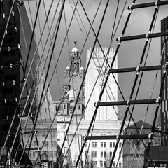 BRYAN_20170302_IMG_1506 (stephenbryan825) Tags: 3graces canningdock liverpool mannisland portofliverpoolbuilding royalliverbuilding architecture buildings ladders rigging rope selects vessels