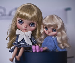 These two will be looking for a home at blythecon Europe. Also petite Nao, and I'm trying to finish another neo one, will I be able to finish everything?