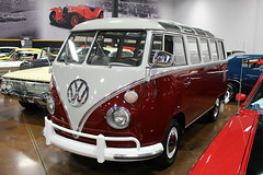 RK Motors showroom - Charlotte NC (osubuckialum) Tags: 1966 66 vw volkswagen bus kombi 21window minibus type2 van charlotte nc northcarolina rkmotors dealership inventory forsale showroom rare burgundyivory paint colors