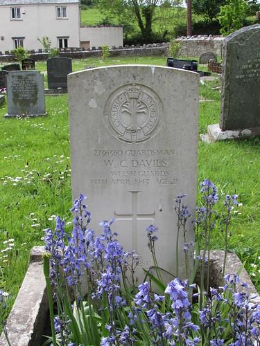 Llantwit Major: St Illtyd's Churchyard (South Glamorgan)
