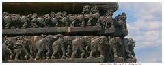 The Mighty Uphold The Load (vatsaraj) Tags: halebidu halebeedu ancient temple architecture stonework stonetemple stonearchitecture hoysala hoyasala nikon d300 vatsaraj cvatsaraj