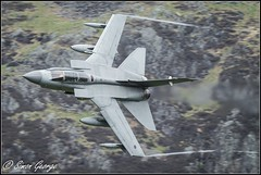 RAF Tornado GR4 Monster-11 (simon_x_george) Tags: 2017lfa7corris raf tornado gr4 panavia marham lfa7 mach machynlleth loop jet lowfly 31sqn goldstars