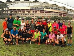 Prueba de 5K #soycorrecaminos #correcaminos #training #run #running #marathon