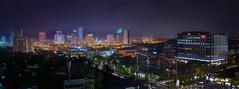 A Bold Step (seednie) Tags: panorama cityscapes nightphotography longexposure photostitching skyline urbanlandscapes alabangcbd muntinlupa philippines imag dpp dpuk digitallightph mbpictureperfect sidneyalonzophotography